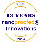 13 years nanoproofed Innovations